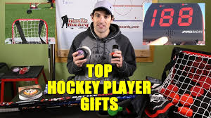16 awesome gifts for hockey players