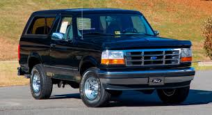 This 1995 Ford Bronco Xlt With Just 457 Miles Is As New As It Gets Carscoops