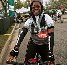 Strava Cyclist Profile | Althea Smith