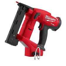 Milwaukee 2749 20 1 4 In 18 Gauge 18 Volt M18 Lithium Ion Cordless Narrow Crown Stapler Tool Only Investments Hardware Limited