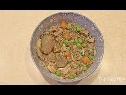 balanced homemade dog food recipe you