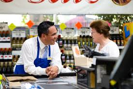 Rep. Pete Aguilar bags groceries for a day as part of Inland ...