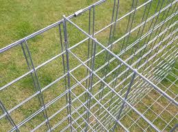 Gabion Baskets 1 5m Wire Mesh Gabion Cages Stone Retaining Walls