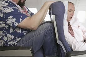 Knee Defender: There's No Excuse for Leaning Back on an Airplane   Time