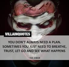 quotes from villains that make a surprising amount of sense