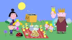 Ben And Holly S Little Kingdom Aniversario Desenhos 3 Anos