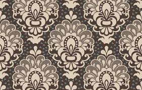 wallpaper background brown ornament