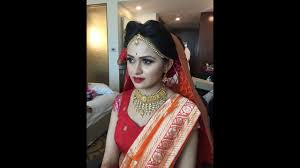 maharashtrian bridal makeup you