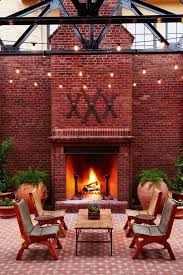 25 outdoor fireplace ideas outdoor