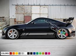 Nissan 350z Decals Stickers And Vehicle Graphics