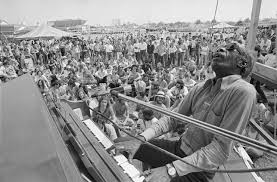 Spirit of Professor Longhair alive at New Orleans Jazz and Heritage  Festival - The Washington Post