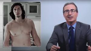 John Oliver Tries to Explain His Intense Adam Driver Obsession ...