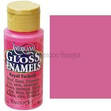 decoart gloss enamel paint 2oz