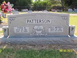 Polly Metheny Patterson (1921-2003) - Find A Grave Memorial