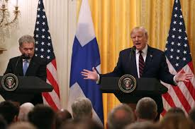 Trump news conference: the Finnish ...
