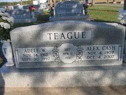 Adele Ward Teague (1912-1997) - Find A Grave Memorial