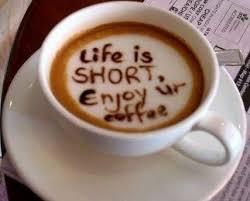 Words of Wisdom Coffee Philosophy