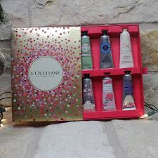 gorgeous l occitane holiday gift sets