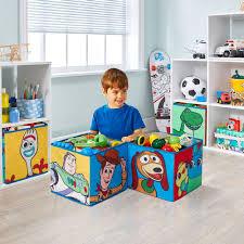 Disney Toy Story 4 Cube Toy Storage Boxes