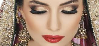 the attraction of asian bridal makeup