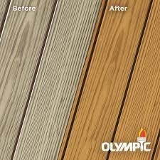 Exterior Wood Stain Colors Cedar Naturaltone Wood Stain Colors From Olympicstains Com