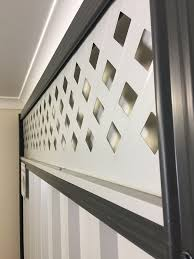 Lattice Aussie Fencing