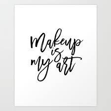 gift gift for her makeup salon decor