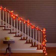 Mega Discount 5f6687 1 5m 2m 3m Maple Leaves Led String Light Battery Operated Fairy Lights Autumn Plants Fence Party Lights Stair Railing Decoration Cicig Co