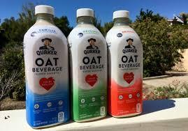 pepsico vp talks oatmilk fiber and