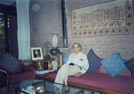 Kindred spirits: in memory of my grandfather, Achyut Kanvinde (1916-2002)