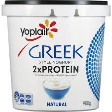yoplait 2 x protein yoghurt tub