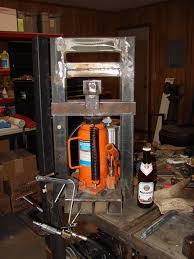 my mini hydraulic press tools and