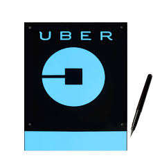 Rideshare Sign Led Logo Light Sticker Glow Decal Accessories Removable U Ber Glowing Sign For Car Taxi Rideshare Sign 3 5 M Charge Inverter Power Cord Automotive Cjp Org In