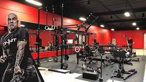 joe rogan s epic studio gym