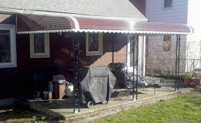 aluminum awnings patio covers