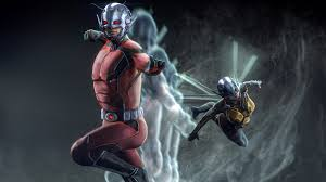 ant man and the wasp myconfinede