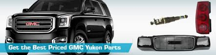 gmc yukon parts aftermarket