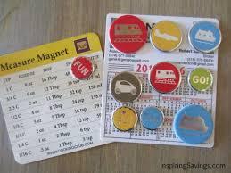sticker refrigerator magnet craft for kids