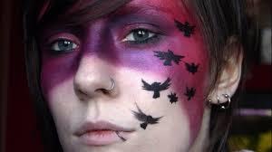 p atd ryan ross inspired make up