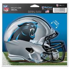 Official Carolina Panthers Car Accessories Panthers Decals Carolina Panthers Car Seat Covers Nflshop Com