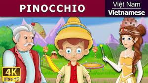 Pinocchio | Chuyen co tich | Truyện cổ tích | Truyện cổ tích việt nam -  YouTube