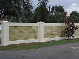 Aftec Gallery Aftec Compound Wall Design Fence Wall Design Gate Wall Design