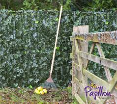 Ivy Hedge Artificial Fencing Screening 3 0m X 1 5m 10ft X 5ft By Papillon 39 99