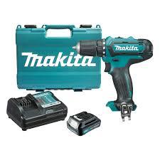 Makita 12v Li Cordless Drill Driver Kit Bunnings Warehouse Cordless Drill Cordless Drill Reviews Electric Drills