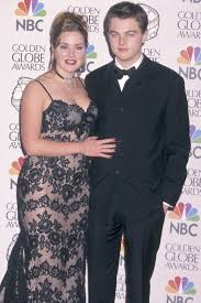 See How Much Leonardo DiCaprio Has Changed Since His First Award Show Red  Carpet | Leonardo dicaprio kate winslet, Kate winslet, Titanic kate winslet