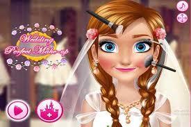 wedding perfect makeup make up games