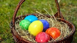 Почему красят яйца на Пасху, как это правильно сделать?