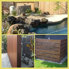 Pool Equipment Enclosure Ideas Intheswim Pool Blog