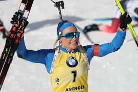 Biathlon, Dorothea Wierer campionessa mondiale dell'inseguimento ...