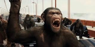 L'alba del pianeta delle scimmie - Sentieri Del Cinema